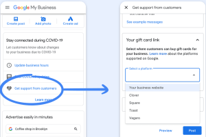 Google now lets merchants accept bookings for online services