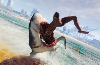 Maneater: How a shark becomes the star of a role-playing game