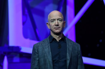 Amazon says CEO Jeff Bezos willing to testify before U.S. Congress