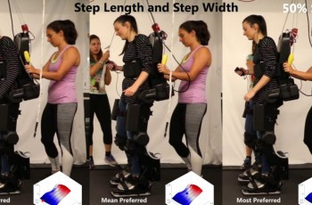 Caltech AI lab optimizes exoskeleton gait for human comfort