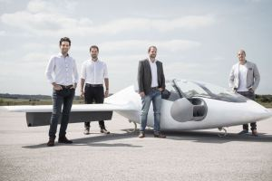 Lilium raises $35 million to accelerate flying taxi development