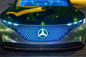 Nvidia and Mercedes-Benz detail self-driving system with automated routing and parking
