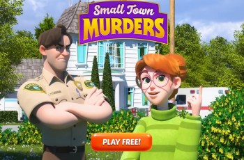 Rovio's Small Town Murders is a story-based match-3 puzzle game