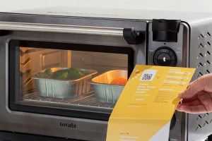 This smart oven is making cooking at home even easier