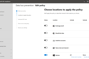 Microsoft 365 gets security, risk management, and compliance updates for remote work