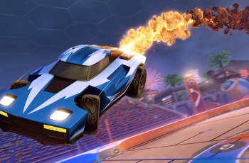 Rocket League is going free-to-play and (sorta) leaving Steam