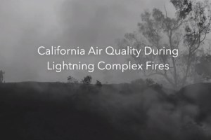 Aclima says bad air quality from California's fires is affecting millions