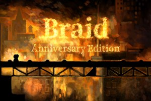 Braid: Anniversary Edition will update an indie classic in early 2021