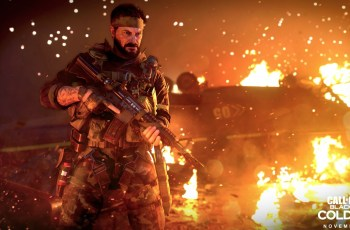 Call of Duty: Black Ops — Cold War gameplay: Stealth inevitably erupts into weapons-hot action