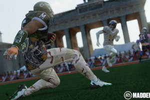 Madden NFL 21's The Yard mode seems like it's missing, well, the yard