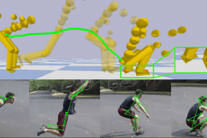 Researchers' AI can perform 3D motion capture with any off-the-shelf camera