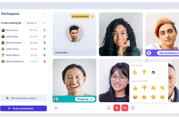 Team.Video challenges Zoom with features to fix 'common meeting frustrations'