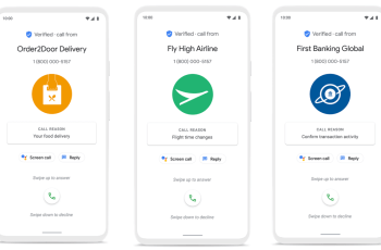 Google's Android Phone app now shows verified business callers