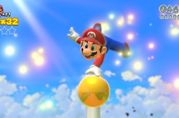 Super Mario 3D World Deluxe is coming to Nintendo Switch in February