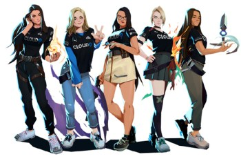 Cloud9 launches first all-women esports team for Valorant
