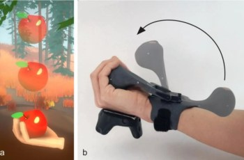 Microsoft's PIVOT haptics research might improve how we throw balls in VR