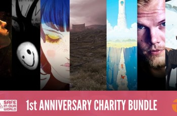 Safe In Our World launches charity game bundle to benefit mental health