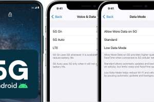 iOS 14.1 makes 5G only a little less confusing than Android 11
