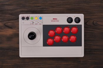 8BitDo Arcade Stick review — A feature-packed fight stick for Switch