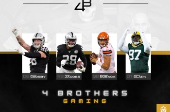 Antares Gaming and Ultimate Gaming League team up to mix pro gamers and NFL stars in esports matches