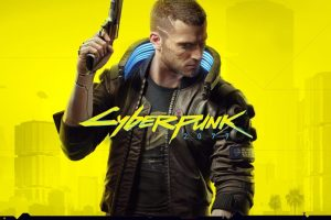 Cyberpunk 2077 is a game about following the yellow line
