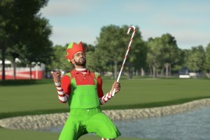 PGA Tour 2K21 interview: Back on the links