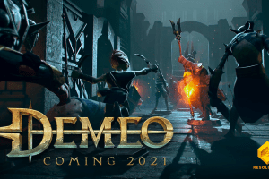 Resolution Games' Demeo aims to re-create a tabletop dungeon crawl in VR