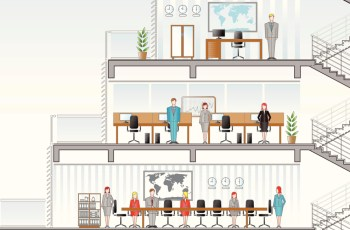 Smart building sensors and big data could help office workers return safely