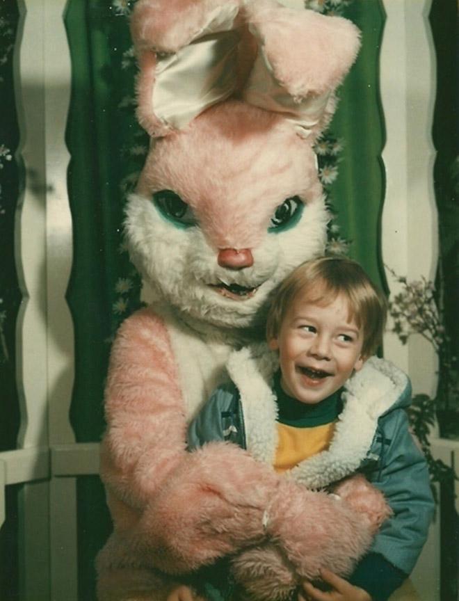 22隻恐怖嚇人的復活兔,給你一個毛骨悚然的復活節⋯⋯