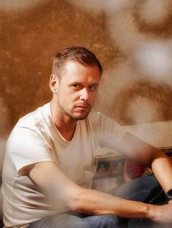 Armin van Buuren wins Legacy Award