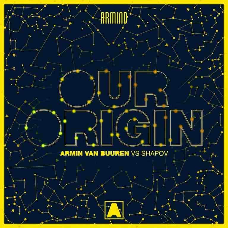 Armin van Buuren vs Shapov - Our Origin