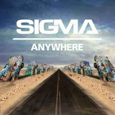 Sigma - 'Anywhere' remix package
