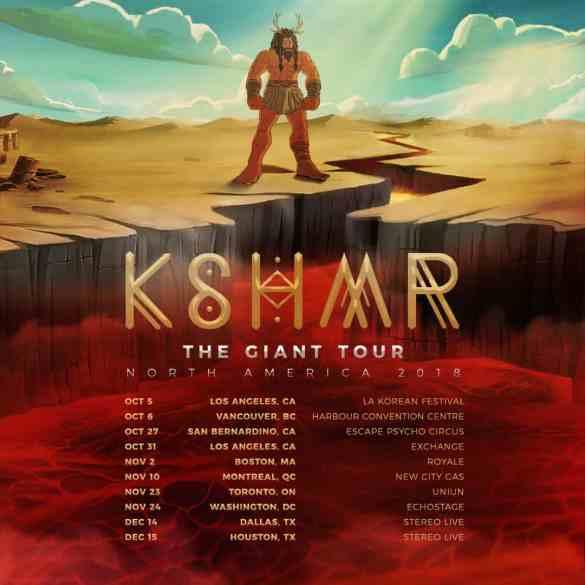 The Giant USA Tour