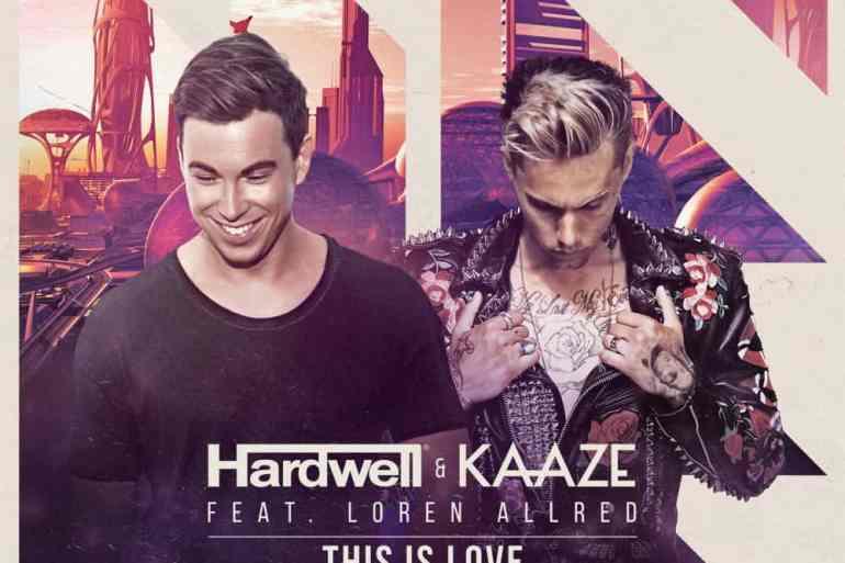 Hardwell & KAAZE - This Is Love