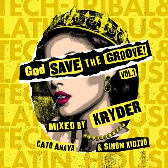 God Save The Groove Vol. 1 (Mixed By Simon Kidzoo)