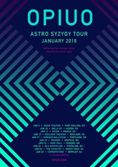 Astro Syzygy