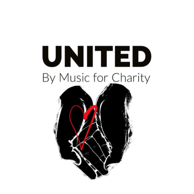 UNITED by Music for Charity: 1 Album, 17 Tracks, 26 Artists