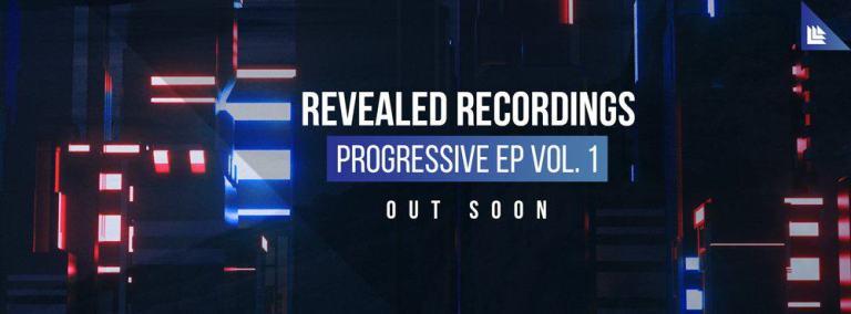 Revealed Recordings Presents Progressive EP Vol 1