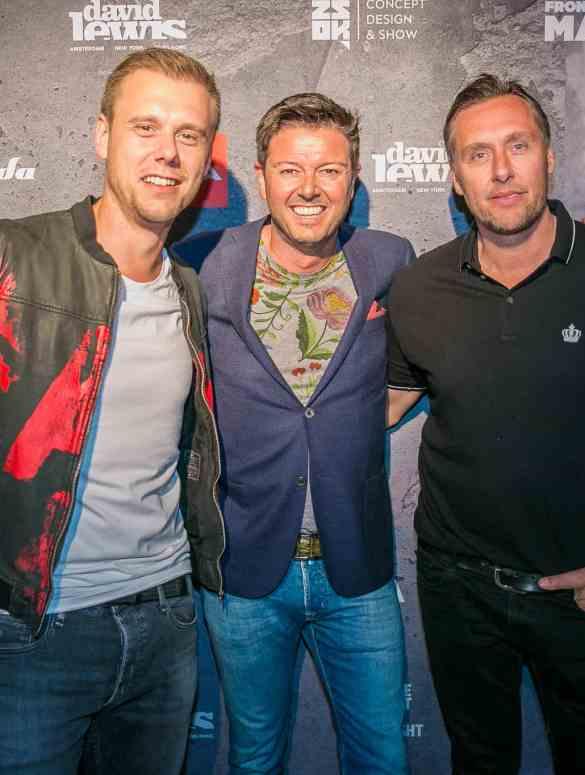 Armada Music hits Billboard's Dance Power Players 2019 list in threefold: Maykel Piron, Nadine van Bodegraven and George Hess
