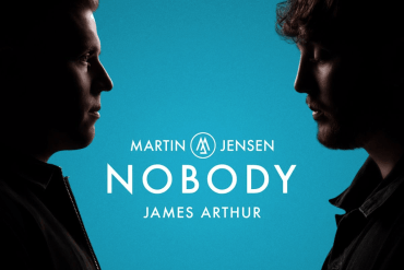 James Arthur and Martin Jensen release 'Nobody'