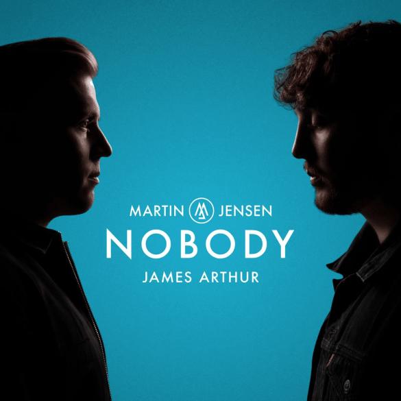 James Arthur and Martin Jensen release 'Nobody'
