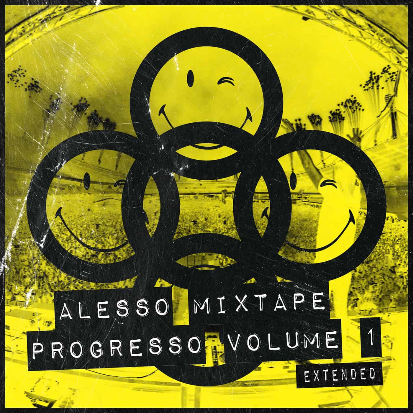It's Alesso TIME: Mixtape-Progresso Volume 1