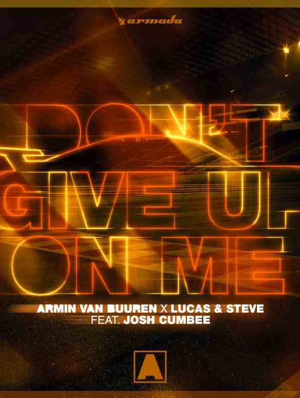Don't Give Up On Me