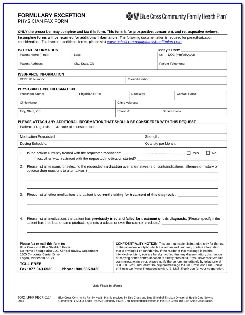 Bcbs Prior Auth Form For Androgel