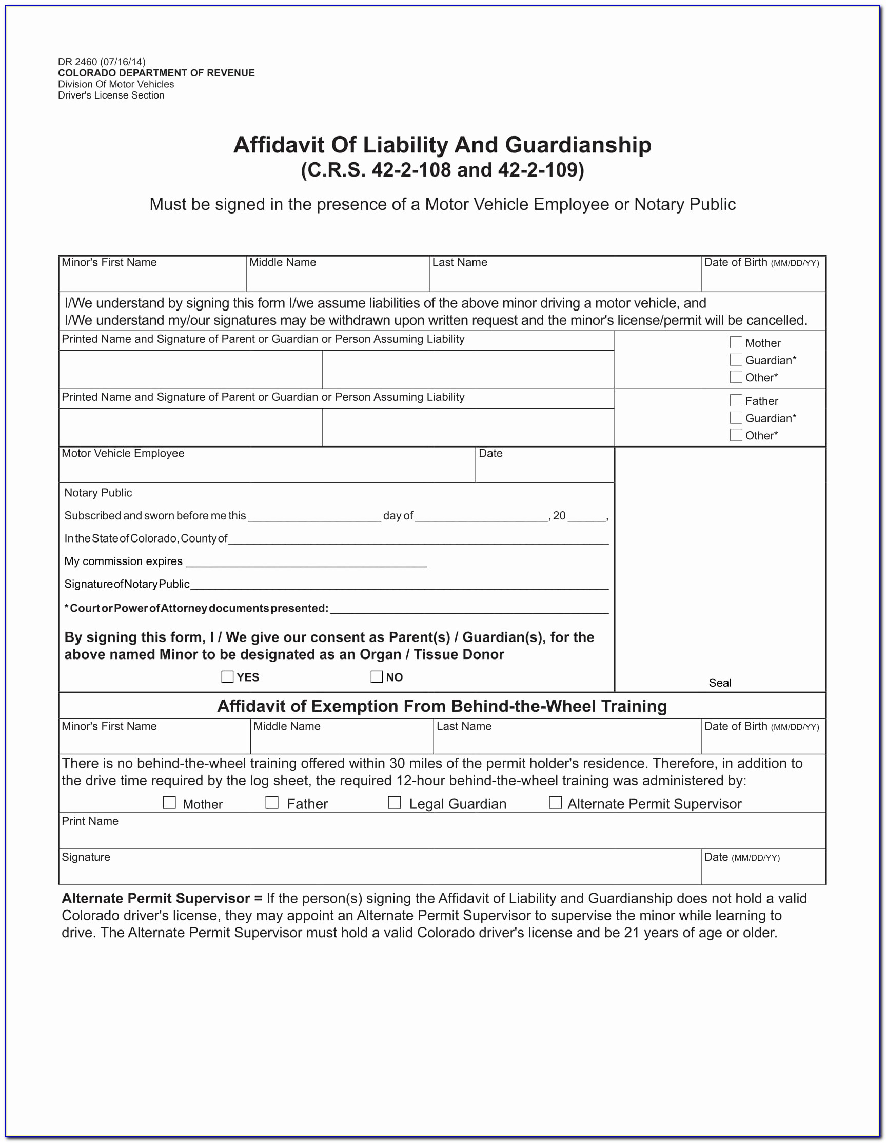 Temporary Guardianship Agreement Form Best Of 4 Examples Of Temporary Guardianship Forms And When To Use Them