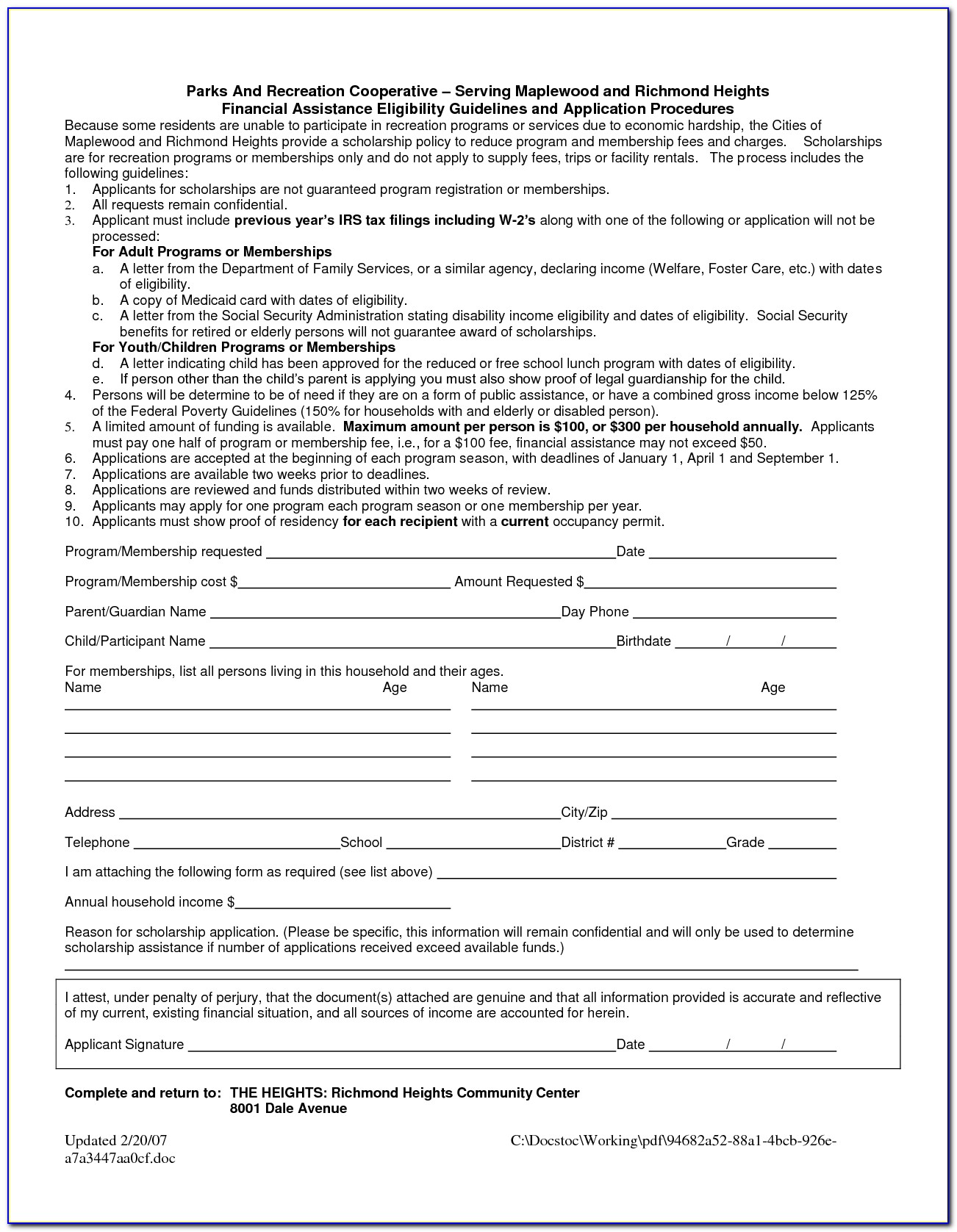 Guardianship Forms Hillsborough County Florida
