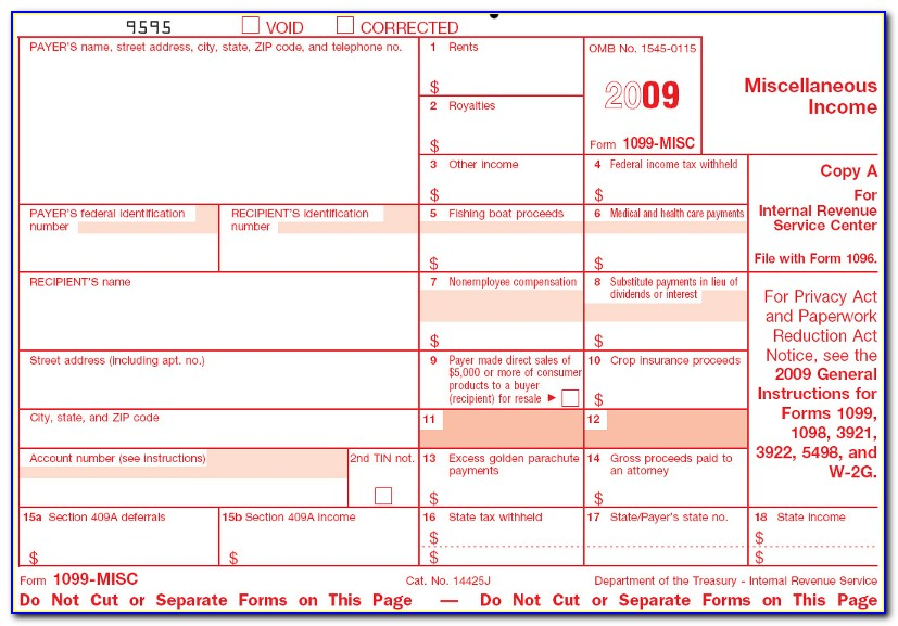 Intuit Quickbooks Online 1099 Forms