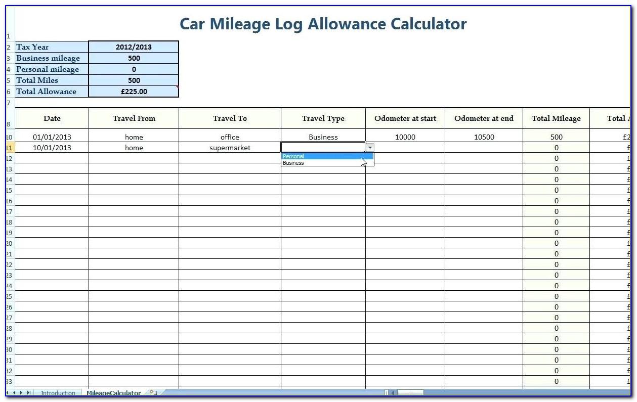 Irs Mileage Allowance >> Irs Mileage Formula Form Resume Examples Aedvdwmo1y