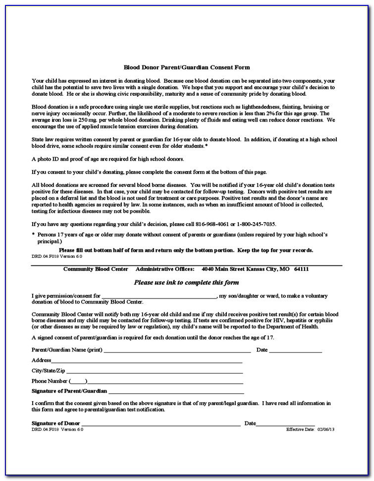 Kansas Guardianship Program Forms