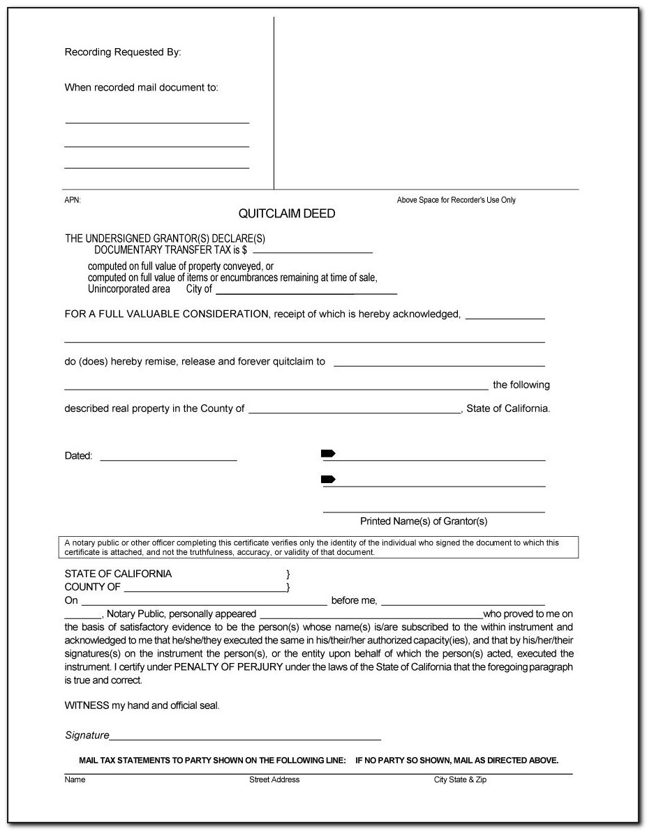 quick claim deed form for michigan  Michigan Quit Claim Deed Form Free - Form : Resume Examples ...